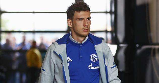 <p>Bayern-bound Goretzka accepts fan frustration after being told to 'f*** off'</p>