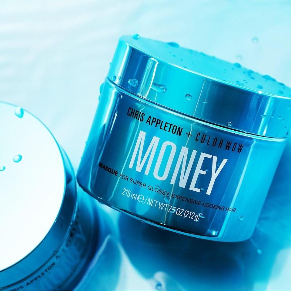 """<p>If you have colored hair, the <span>Color Wow Money Mask Deep Hydrating &amp; Strengthening Treatment</span> ($45) will be your new best friend. The Money Masque is made with a blend of sea algae and proteins to add loads of hydration. It's also vegan, gluten-free, and cruelty-free. It's an <a href=""""https://www.popsugar.com/beauty/color-wow-money-hair-masque-review-48192218"""" class=""""link rapid-noclick-resp"""" rel=""""nofollow noopener"""" target=""""_blank"""" data-ylk=""""slk:editor-favorite hair mask"""">editor-favorite hair mask</a> leaving hair soft, shiny and frizz-free.</p>"""