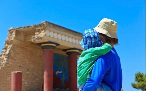 Crete offers ancient history and a range of family-friendly hotels