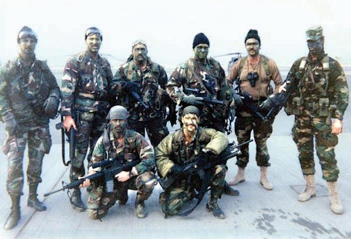 Army Special Forces Gulf War