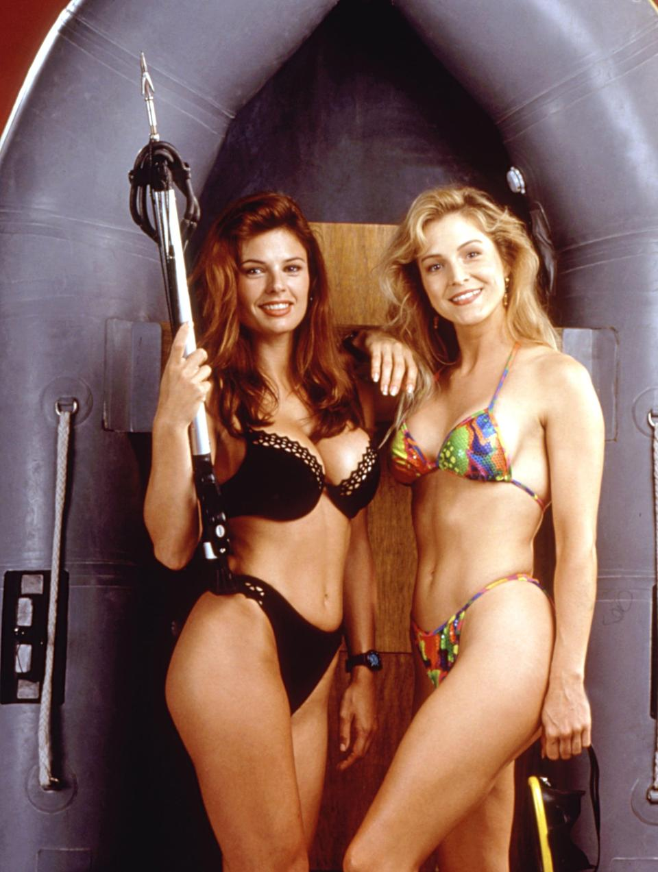<p>These two are absolute bombshells.</p>