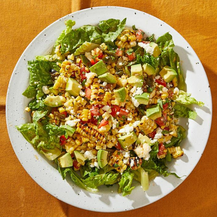 <p>In this fresh summer salad recipe, sweet corn and honey balance nicely with tomatoes, avocado and lime juice. Bring it along to your next summer picnic or pair it with grilled shrimp or chicken for an easy weeknight meal.</p>