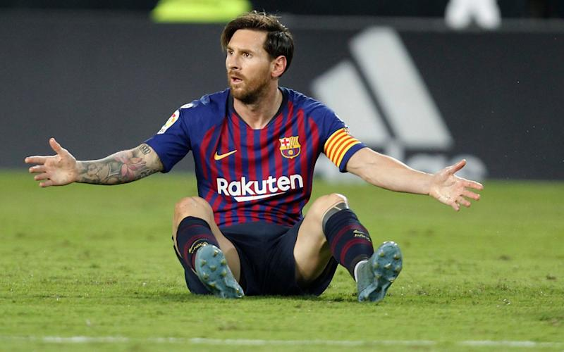Lionel Messi wouldn't be able to work his magic on the United side, believes Paul Scholes - AP