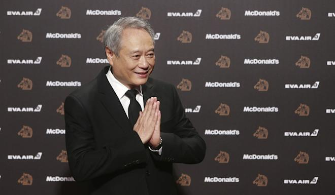 Taiwanese director Ang Lee picked chaos as his word of the year. Photo: AP