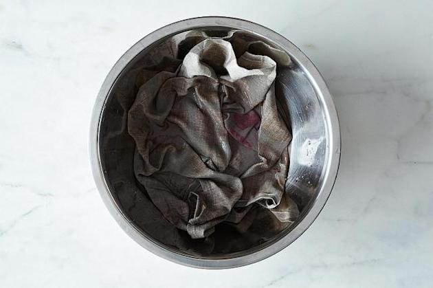 Soaking stain from Food52