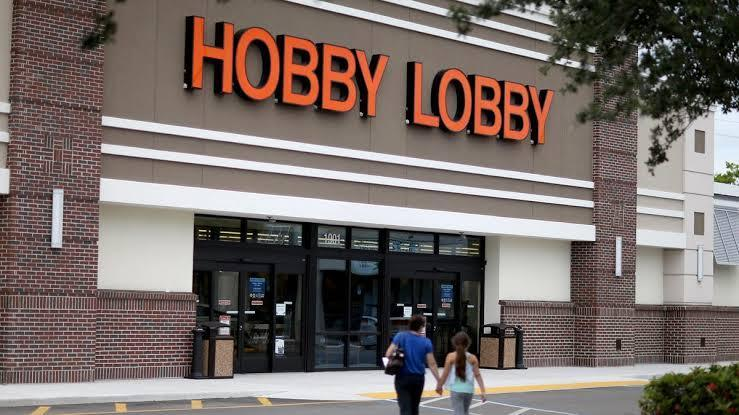 Hobby Lobby's president, in 2017, agreed to pay a fine of $3m