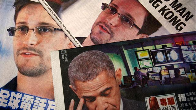 Edward Snowden's Girlfriend 'Trying to Regroup,' Her Father Says