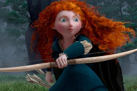 Are Pixar lining up a Brave sequel?
