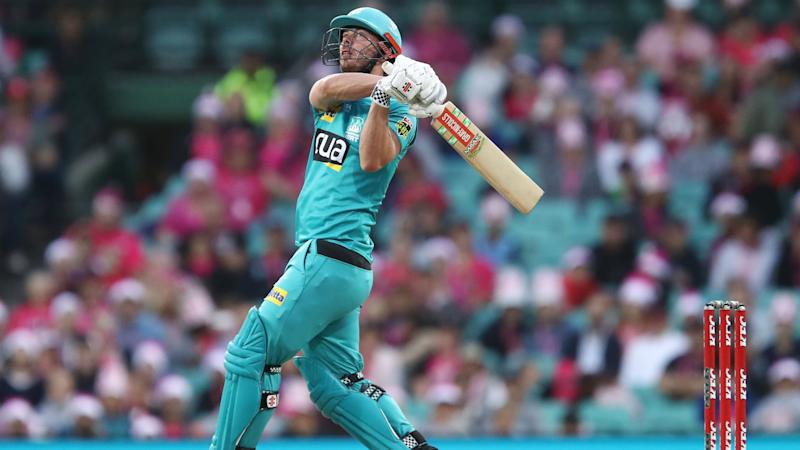 BBL: Chris Lynn deals in sixes en route to quickfire 94