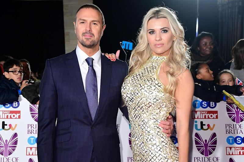 Out: Christine McGuinness has reportedly told Paddy she 'needs space': Ian West/PA Wire