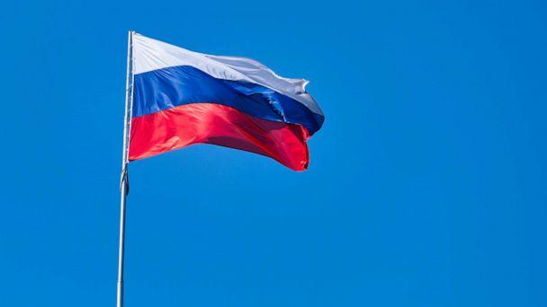 PHOTO: The Russian flag is seen in Moscow. (STOCK PHOTO/Getty Images)