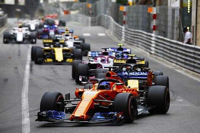 "Fernando Alonso believes Formula 1 ""will never change"", and has again lamented how ""predictable"" grand prix racing has become in recent years"