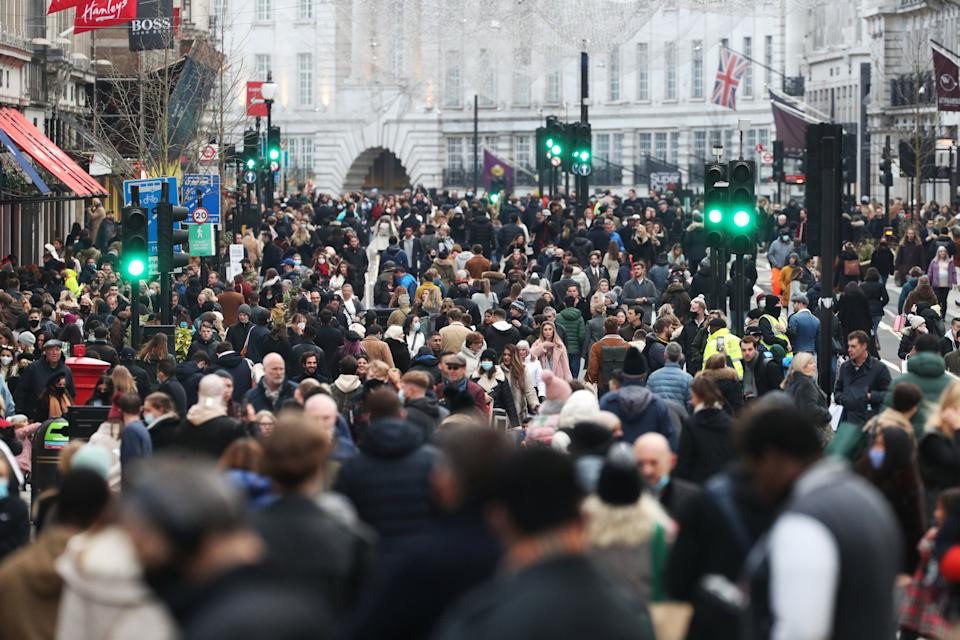 <p>It comes after a week of high street woes</p>PA