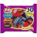 """<p>$5</p><p><a class=""""link rapid-noclick-resp"""" href=""""https://www.walmart.com/ip/Hershey-s-All-Time-Greats-Candy-Variety-Pack-15-9-oz/22101554"""" rel=""""nofollow noopener"""" target=""""_blank"""" data-ylk=""""slk:BUY NOW"""">BUY NOW</a><br></p><p>Speaking of sweet tooths, people in Utah love their <strong>chocolate</strong>.</p>"""