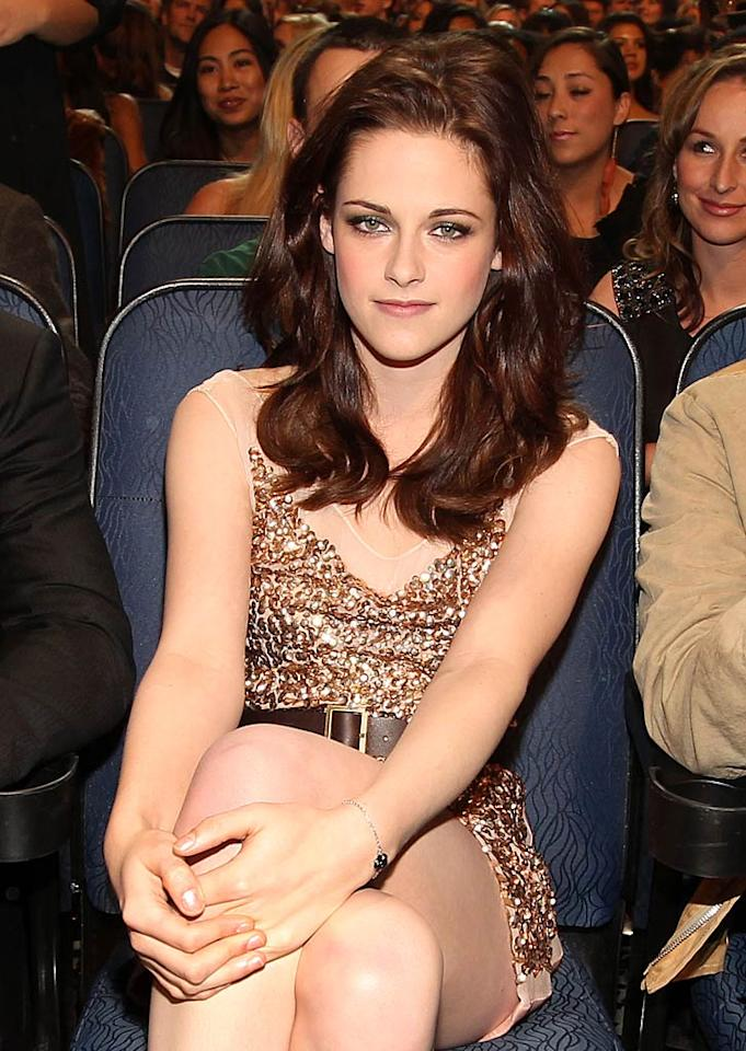 "April 9: Kristen Stewart turns 21 Christopher Polk/<a href=""http://www.gettyimages.com/"" target=""new"">GettyImages.com</a> - January 5, 2011"
