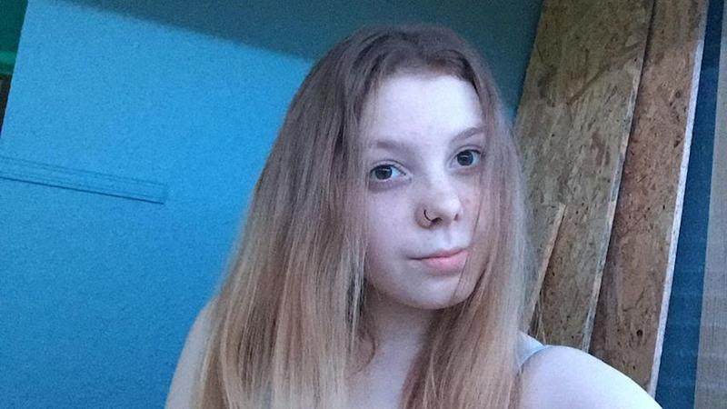 Missing: Caitlin Wright (Derbyshire Police)