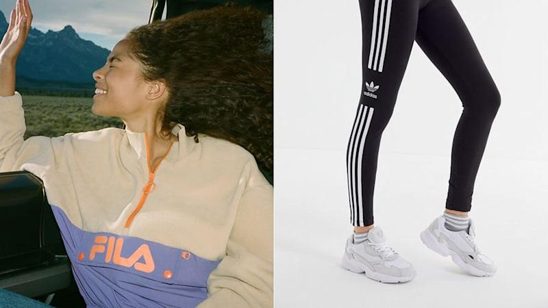 Stay on-trend at Urban Outfitters.