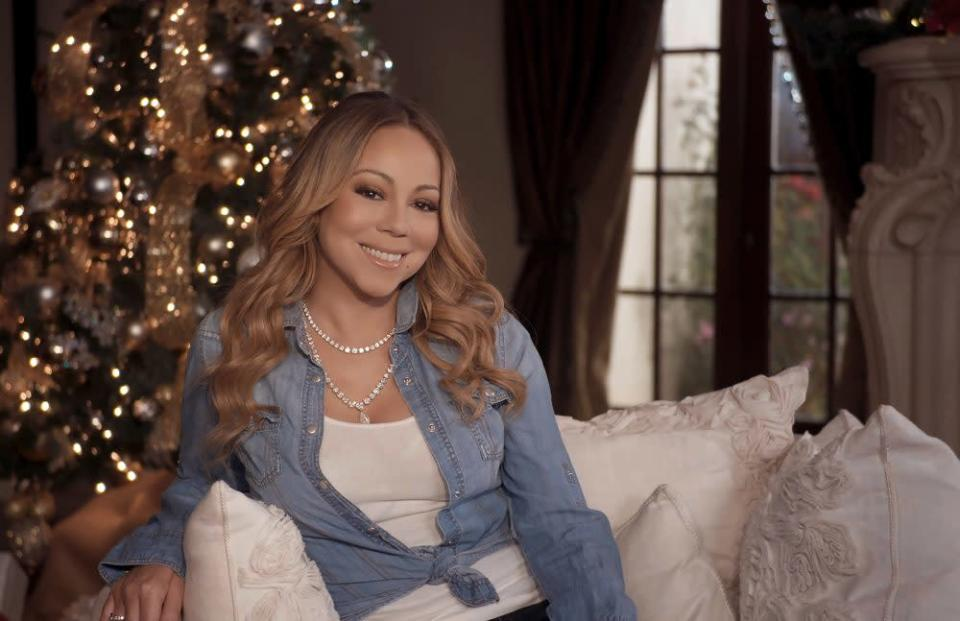 Here's what Mariah Carey's new Christmas movie — and the holidays —mean for her