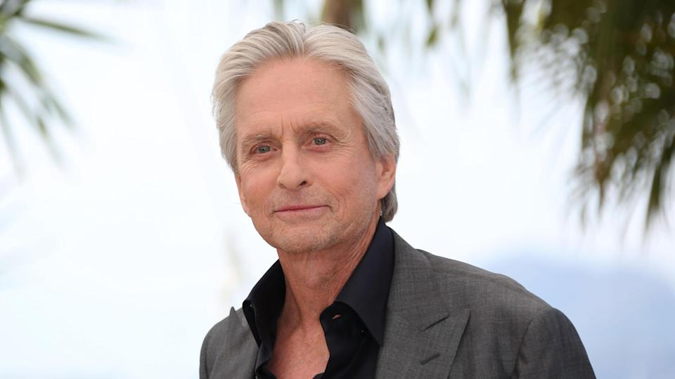 """<p><span>This year, Michael Douglas picked up an Emmy nomination for outstanding lead actor in a comedy series for his role as Sandy Kominsky in """"The Kominsky Method."""" He received the same nomination in 2020 and 2019, as well. </span></p> <p><span>One of the biggest names in Hollywood for decades, Douglas has amassed a $350 million fortune thanks to critical and commercial home runs like """"Basic Instinct,"""" """"Wall Street"""" and """"Fatal Attraction."""" """"The Kominsky Method"""" has wrapped up its third and final season.</span></p> <p><em><strong>Take a Look: </strong></em><em><strong><a href=""""https://www.gobankingrates.com/net-worth/celebrities/celebrities-got-rich-famous-later-life/?utm_campaign=1110520&utm_source=yahoo.com&utm_content=11&utm_medium=rss"""" rel=""""nofollow noopener"""" target=""""_blank"""" data-ylk=""""slk:Samuel L. Jackson and 34 Other Celebrities Who Got Rich and Famous Later in Life"""" class=""""link rapid-noclick-resp"""">Samuel L. Jackson and 34 Other Celebrities Who Got Rich and Famous Later in Life</a></strong></em></p> <p><small>Image Credits: Shutterstock.com</small></p>"""