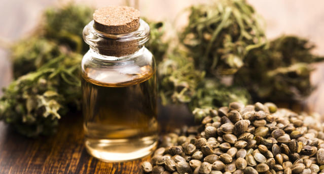 Medical cannabis oil (Photo: Getty Images)