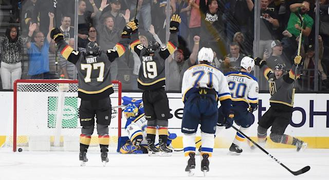 Fans of the Vegas Golden Knights can't realistically expect that the team will keep this up. (Photo by David Becker/NHLI via Getty Images)
