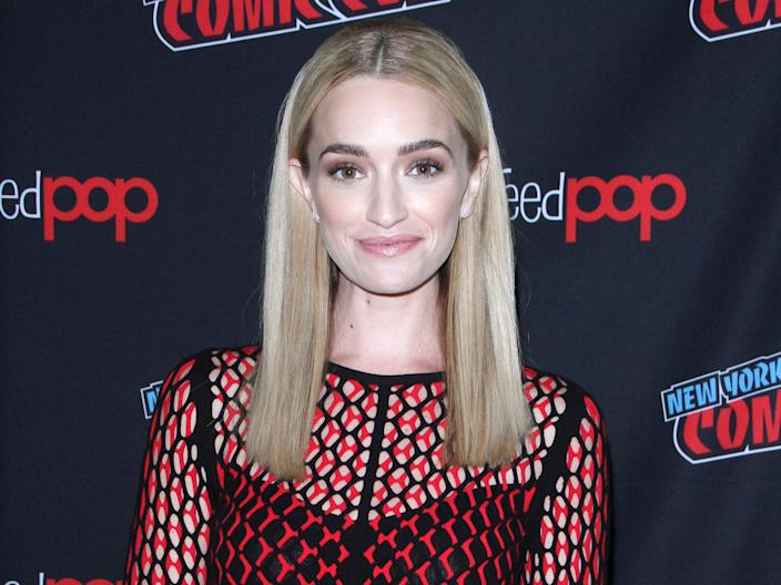 "Brianne Howey will star in Netflix's ""Georgia and Ginny."""