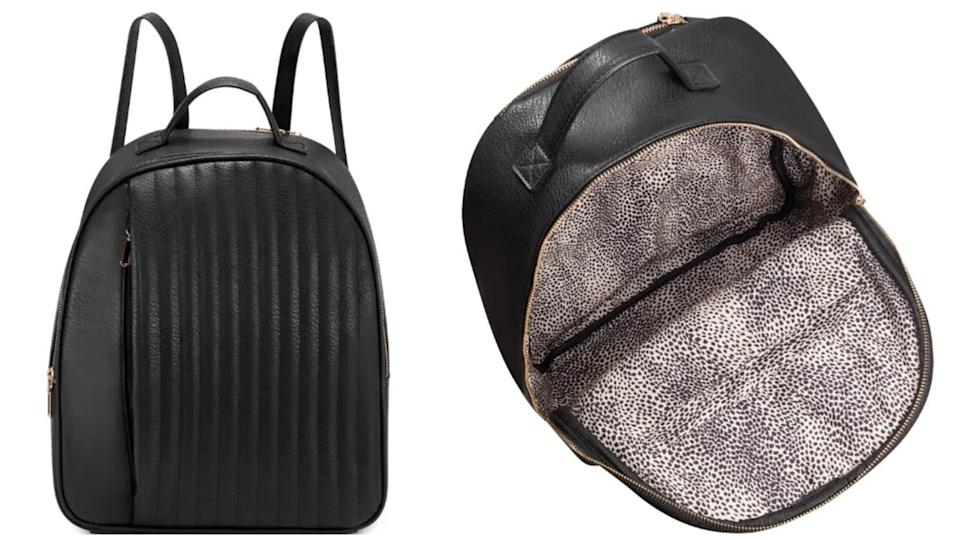 Sole Society's Alain Faux Leather Backpack, Nordstrom. $32 (originally $80)
