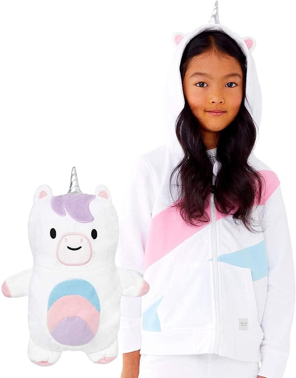 <p>The perfect mash-up gift for a toddler, <span>Cubcoats</span> ($40) are cuddly plush toys that unzip into an adorable hoodie. Whether they need a new stuffed animal, a jacket, or both, this is a great toy.</p>