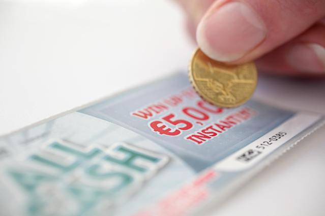 Scratch cards were found to be 'particularly harmful'. (Getty Images)