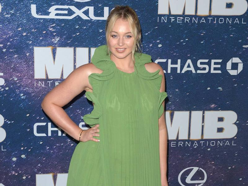 Iskra Lawrence slams troll who shames her over unedited picture
