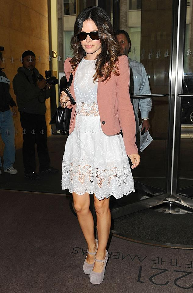 """Rachel Bilson is also part of the Mint family. The """"Hart of Dixie"""" starlet, along with designer Steve Madden and stylist Nicole Chavez, are the trio behind the members-only website ShoeMint. The 30-year-old also shares her passion for fashion with a regular column in <em><i>InStyle</em></i> magazine. """"I can talk about fashion all day long, and I am an avid <i>InStyle</i> reader so the relationship seemed perfect!"""" she said when it was announced in 2009. """"This column is the best homework assignment ever!"""""""