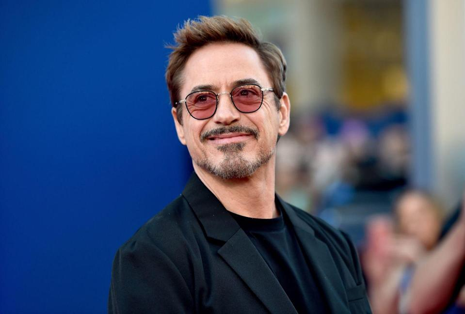 """<p>Iron Man has one of the most recognizable theme songs of all time, so it's only fitting that Robert Downey Jr. is a musician in his own right. After being featured on movie soundtracks, Robert released his album <a href=""""https://open.spotify.com/album/1A9WJe0SrkiYBeN3oK3NT9?si=EZdIqJfMTmC4vynhcW-KTA"""" rel=""""nofollow noopener"""" target=""""_blank"""" data-ylk=""""slk:The Futurist"""" class=""""link rapid-noclick-resp""""><em>The Futurist</em></a> in 2004.</p>"""
