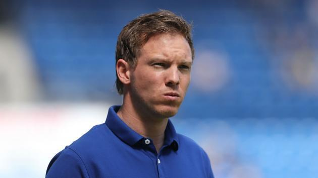 <p>Hoffenheim manager Nagelsmann downplays Premier League rumours</p>