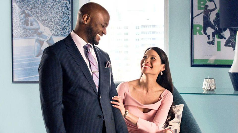 "<p>Two corporate assistants (Zoey Deutch and Glen Powell) are tired of their domineering bosses (Lucy Liu and Taye Diggs), so they scheme to hook them up in order to lighten their workload (and, naturally, also happen to fall for each other, too).</p><p><a class=""link rapid-noclick-resp"" href=""https://www.netflix.com/watch/80184100?trackId=13752289&tctx=0%2C0%2C9670c866-0afb-4877-97a6-5cf9ddfae929-112091726%2C%2C"" rel=""nofollow noopener"" target=""_blank"" data-ylk=""slk:Watch Now"">Watch Now</a></p>"