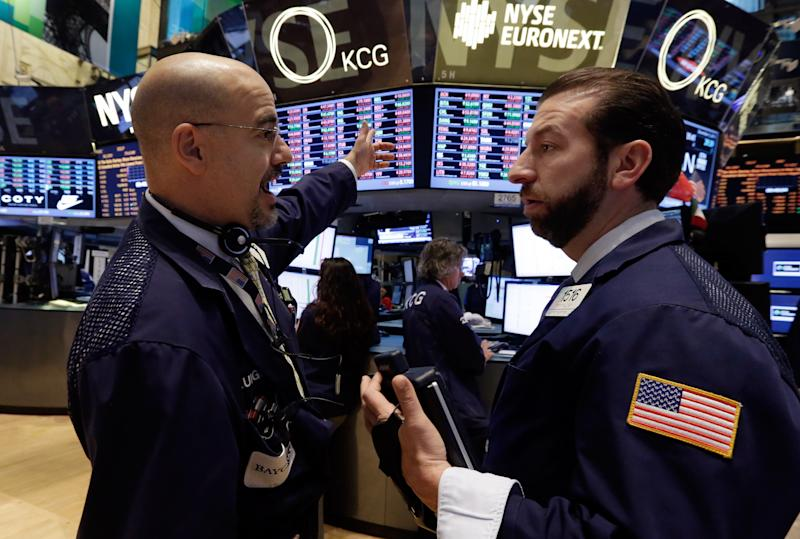 Stocks sink as US consumer spending worries deepen