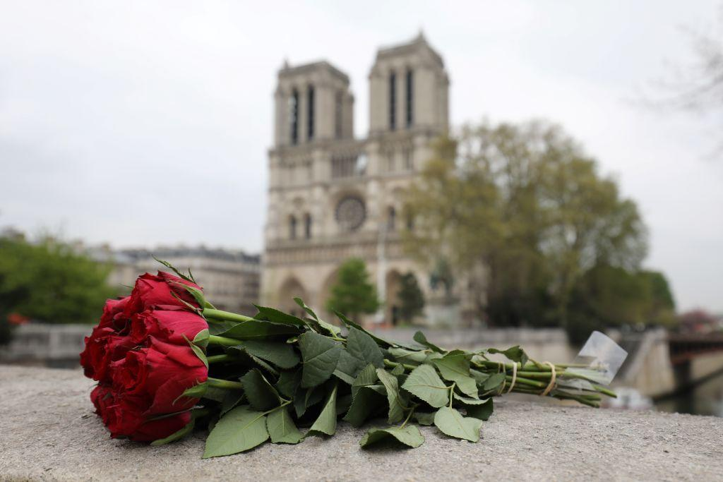 """<p>On Monday 17 April, 2019, a major fire broke out in the Notre-Dame. The flames ravaged the 850-year-old cathedral, causing its steeple to fall. In the aftermath of the fire, the cause of which has not yet been determined, the world has shared its sadness for Paris following the loss of an important part of the city's history.</p><p>President Macron has vowed the cathedral will be rebuilt """"even more beautifully"""" within the next five years, but for now the Notre Dame will remain as the fire left it - charred, blemished, and frozen in time.</p>"""