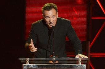 Bruce Springsteen at MusiCares Gala: 'Musicians Are Magical F--- Ups'