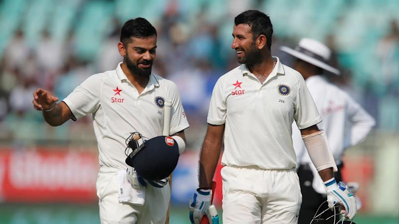 Least Mentioned But Most Effective: Virat is All Praise For Pujara