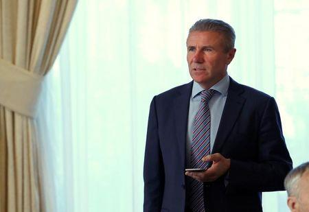 International Olympic Committee (IOC) member Sergey Bubka arrives for a meeting of the Executive Board in Lausanne, Switzerland, December 6, 2016. REUTERS/Denis Balibouse