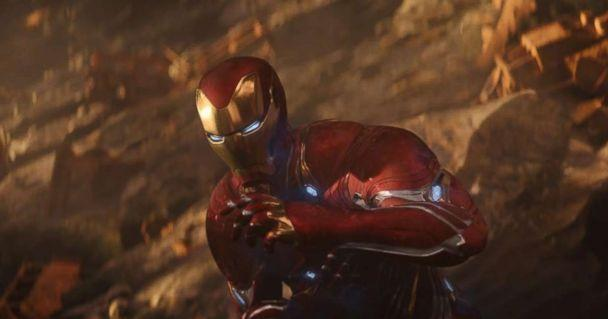 PHOTO: Iron Man appears in Marvel's 2018 film, 'Avengers: Infinity War.' (Marvel Studios)