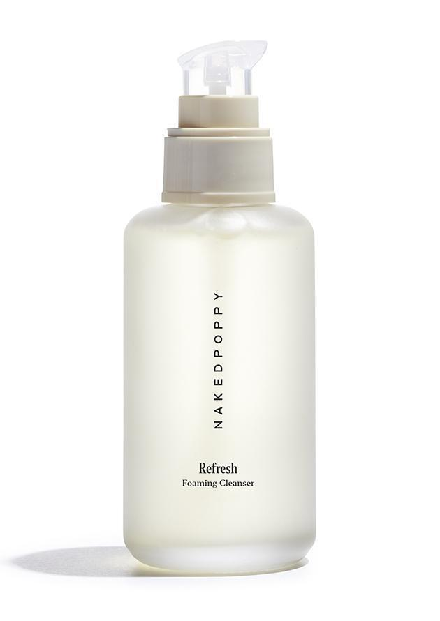 "<h2>Naked Poppy Refresh Foaming Cleanser<br></h2><br>Lactic acid, a powerful natural exfoliator, is the star of this NakedPoppy cleanser that works wonders on acne-prone skin. According to Dr. King, this allows for gentle exfoliation while hydrating the skin and supporting the skin barrier to reduce damage and further breakouts.<br><br><strong>Naked Poppy</strong> Naked Poppy Refresh Foaming Cleanser, $, available at <a href=""https://go.skimresources.com/?id=30283X879131&url=https%3A%2F%2Fnakedpoppy.com%2Fproducts%2Fnakedpoppy-refresh-foaming-gel-cleanser"" rel=""nofollow noopener"" target=""_blank"" data-ylk=""slk:Naked Poppy"" class=""link rapid-noclick-resp"">Naked Poppy</a>"