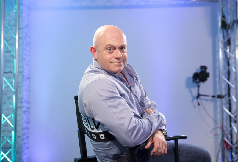 Ross Kemp during a BUILD series event in London.