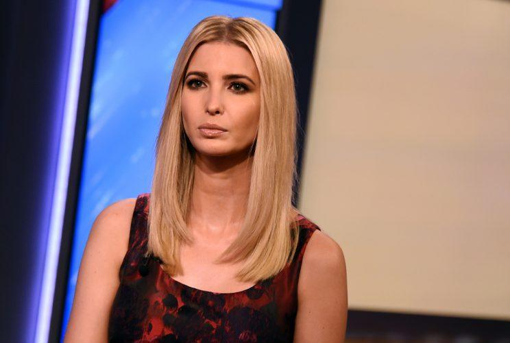 People on social media are raising their concerns about President-elect Donald Trump's proposed policies by writing to his daughter Ivanka with the hashtag #DearIvanka. (Photo: Ilya S. Savenok/Getty Images)