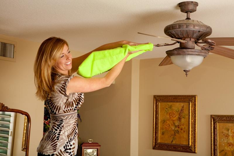 Take your cleaning game to the next level with these genius tools (Photo: Getty)
