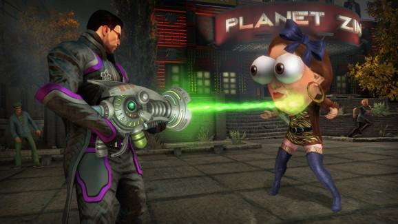 Saints Row 4 is fun, and you should play it.