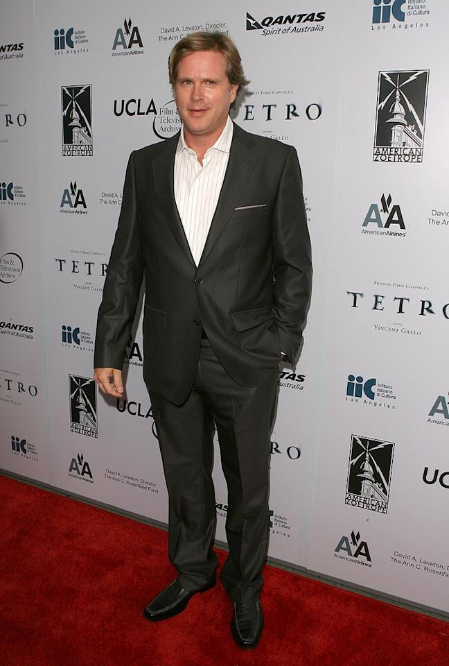 """<a href=""""http://movies.yahoo.com/movie/contributor/1800021065"""">Cary Elwes</a> at the Los Angeles premiere of <a href=""""http://movies.yahoo.com/movie/1810022037/info"""">Tetro</a> - 06/03/2009"""