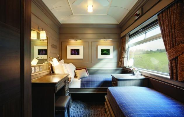 The Grand Hibernian is one of the most luxurious ways to see Ireland.