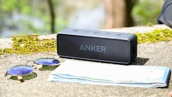 Best affordable gifts that look expensive: Anker Soundcore Bluetooth Speaker