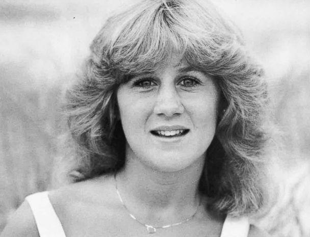 PHOTO: Christine Blasey Ford, the woman who accused Supreme Court nominee Judge Brett Kavanaugh of sexual assault at a party in the 1980s, is pictured in a high school yearbook from the time of the alleged incident. (Holton Arms School Yearbook)