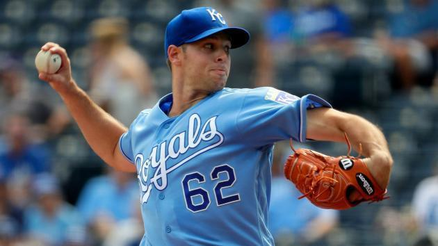 <p>MLB trade news: Blue Jays acquire pitcher Sam Gaviglio from Royals</p>